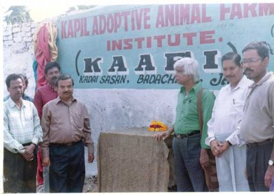 2001-November--Opening-of-KAAFI